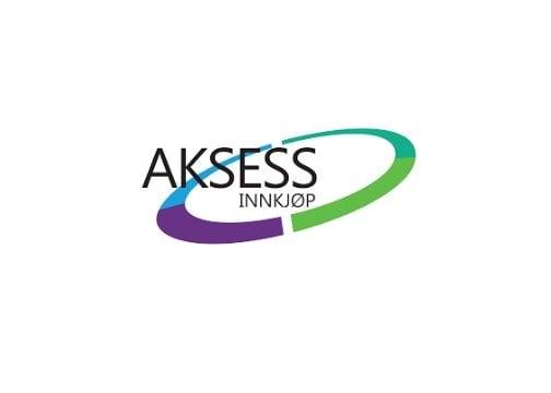 Aksess innkjøp Logo