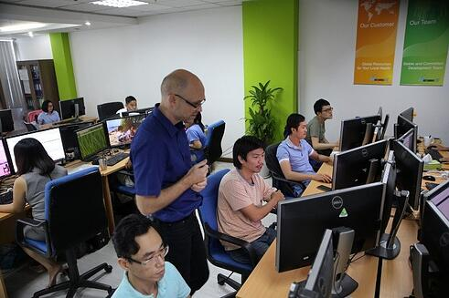 Tenker du på internasjonal vekst? | Facilitated Work Hub